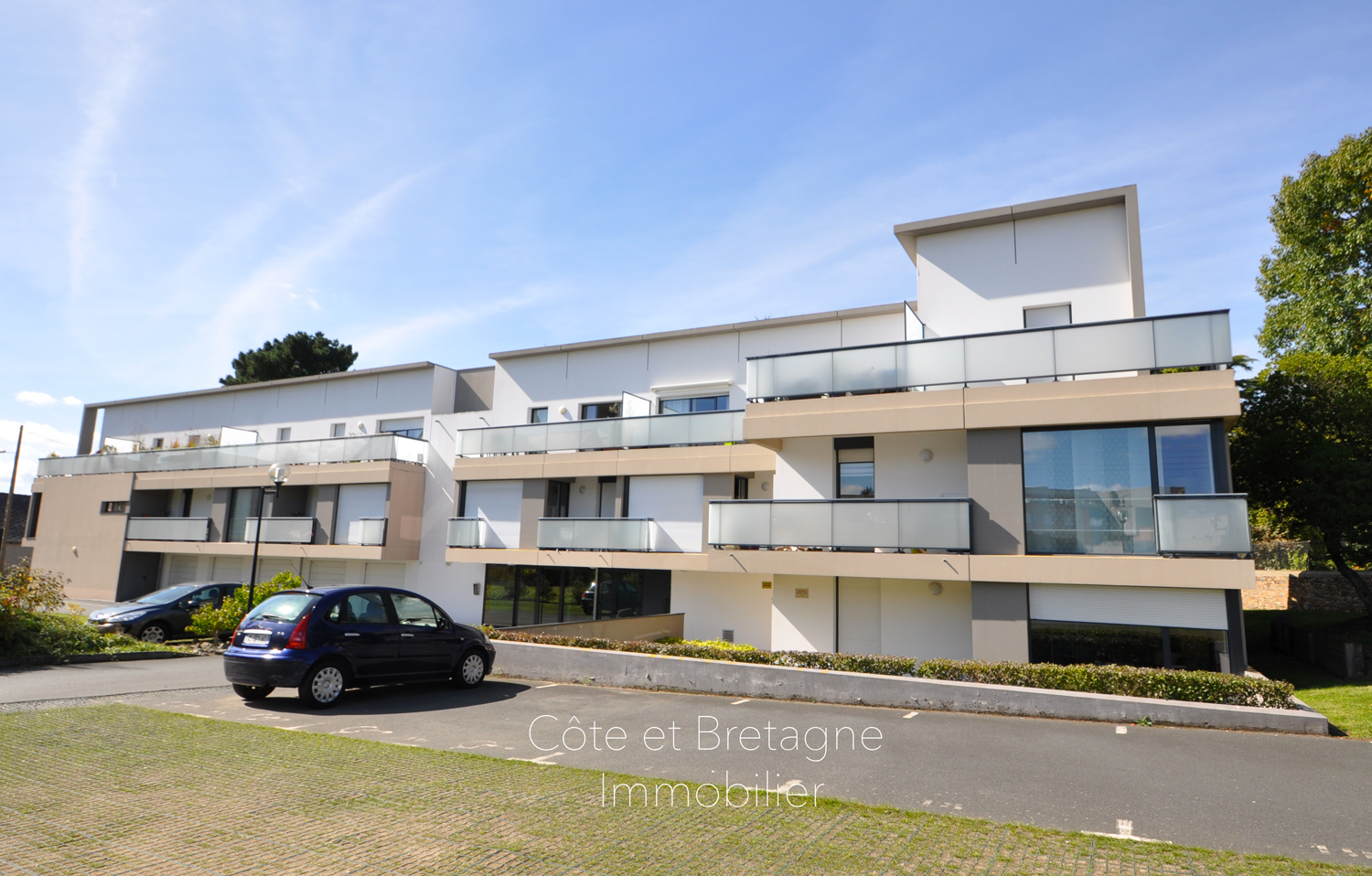 Appartement Luxe Rennes