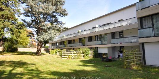 A VENDRE – SAINT-BRIEUC – T2 STANDING – Réf : 201768