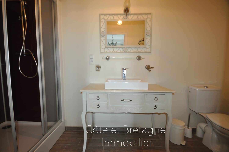 A vendre paimpol demeure de caract re cote et - Salle de bain saint brieuc ...