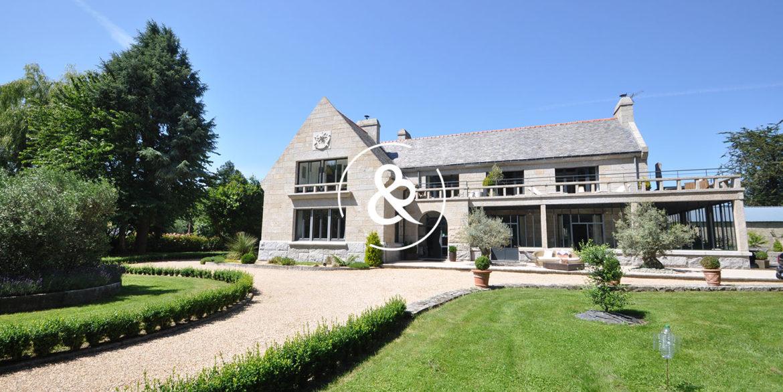 Côte Et Bretagne Immobilier Votre agence bord de mer Côte d'Emeraude - Côte de Granit Rose - Baie de Saint-Brieuc