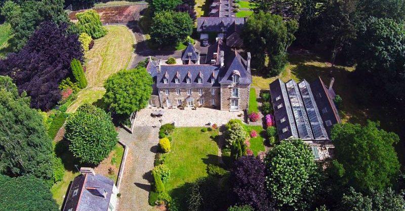 manoir a vendre_demeure d'exception_bretagne_cotes d'armor_propriete_parc_chateau_piscine-luxe_