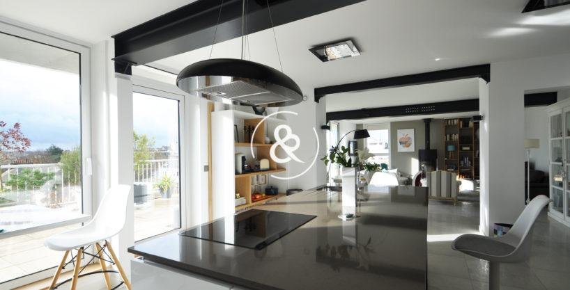 appartement luxe dernier etage saint-brieuc plerin garage terrasse prestige 05