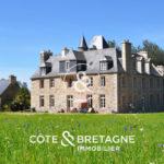 a_acheter_Château_Manoir_Demeure_Propriété_Villa_Morlaix_parc_jardin_plage_dépendances_cote_et_bretagne_immobilier_luxe_prestige