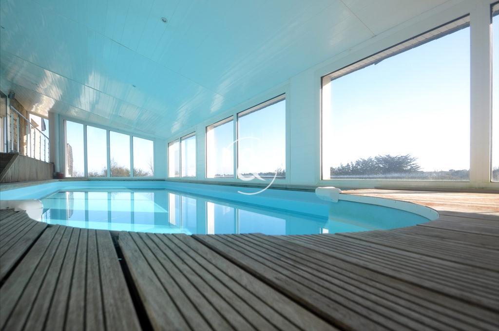 A_vendre_Maison_Demeure_Propriété_Villa_Lanmodez_vue-mer_proche-mer_plage_port_terrasse_jardin_arboré_piscine_rénovée_volume_cote_et_bretagne_immobilier_luxe_prestige